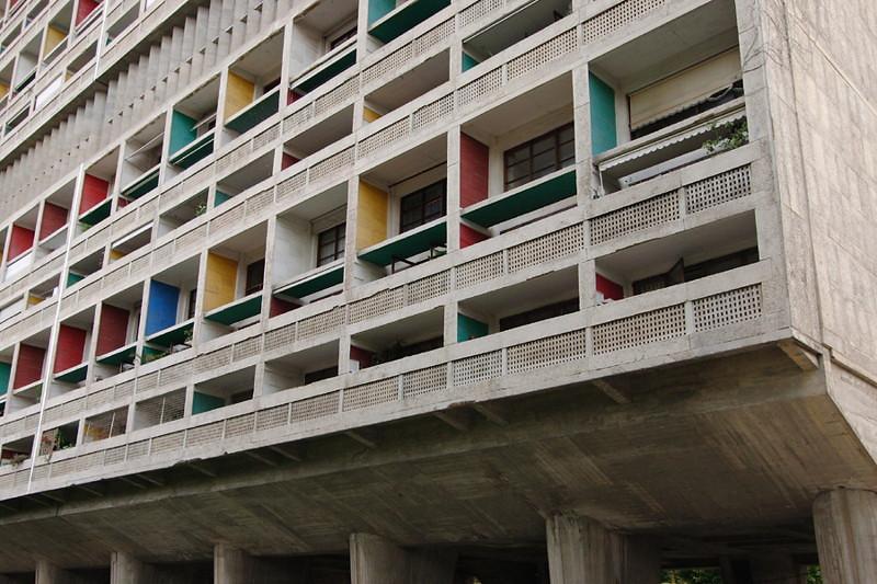 Le Corbusier Terror