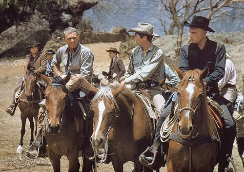 The Magnificent Seven - 1960 - screenshot 17