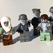 More Zombie Minifigs