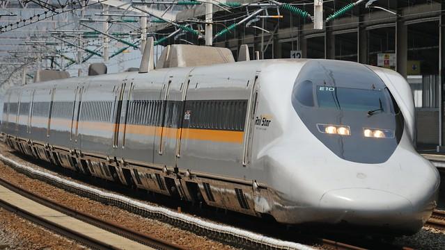 Shinkansen 700 RailStar