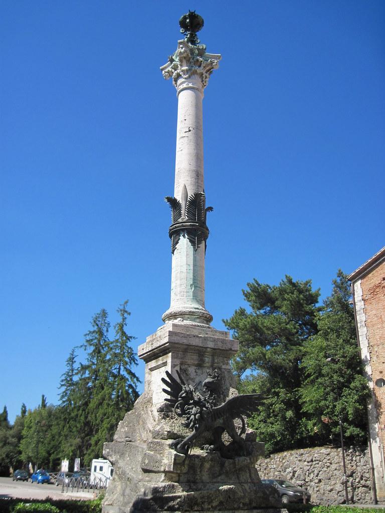 Perugia - Monumento ai caduti del XX Giugno | Marco | Flickr