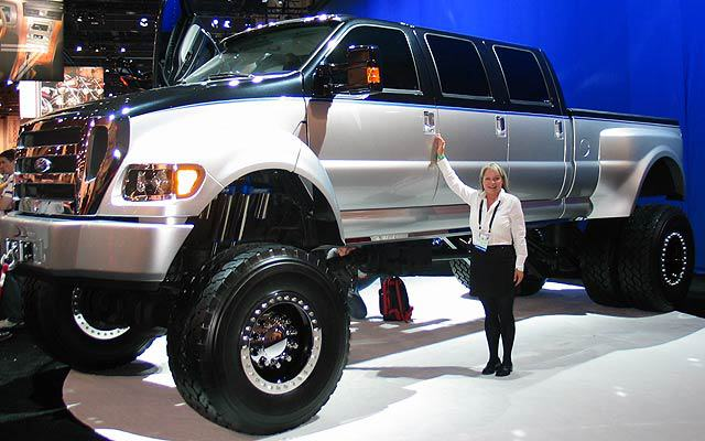 Ford F 650 Super Truck Ford F650 Is A Truck Launched By Fo Flickr