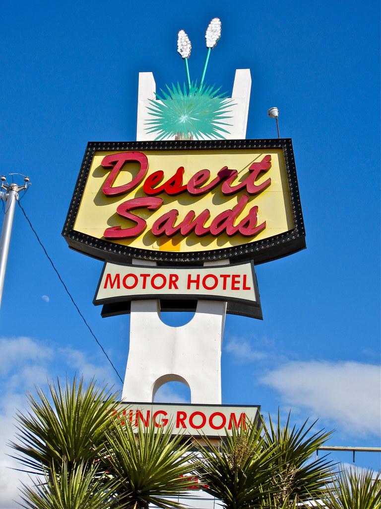 Desert Sands Motor Hotel Albuquerque Nm Desert Sands