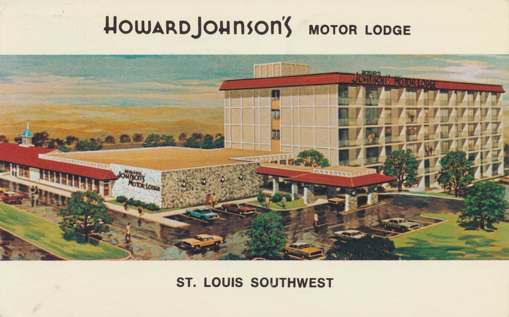 Howard Johnson's Motor Lodge St. Louis Southwest - St. Louis, Missouri