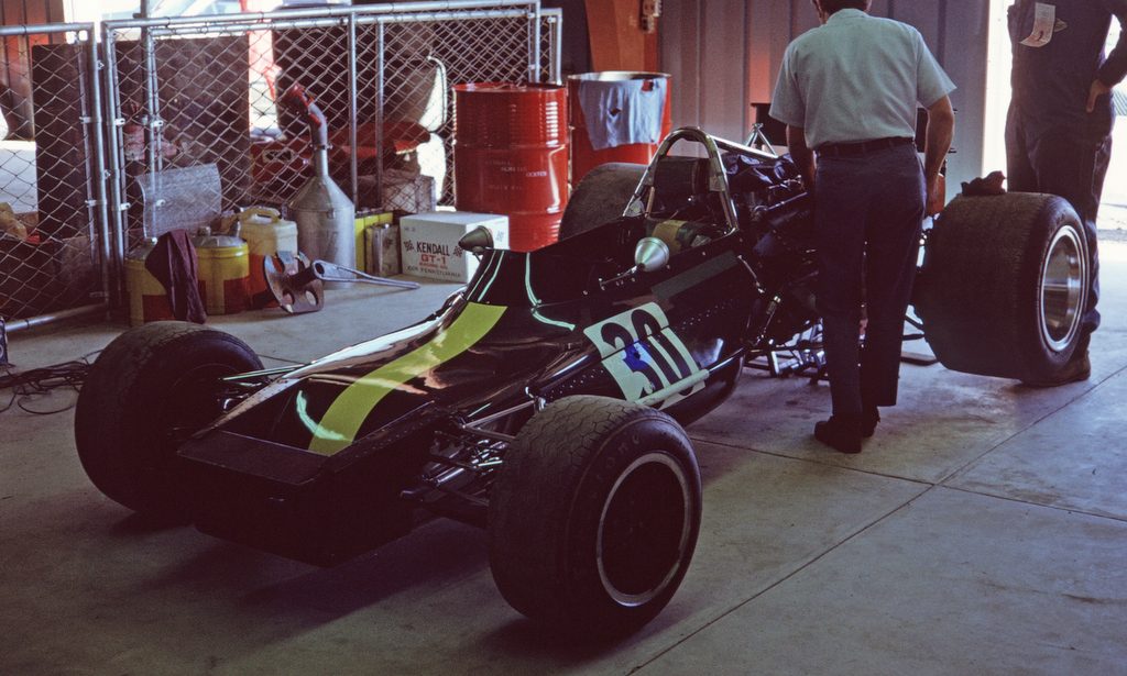Lotus 69 Special Formula 1 car driven by Pete Lovely | Flickr