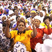 Zimbabwean women pray for peace throughout the country. The Southern African state is preparing for national elections under a new constitution.