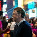 Bill Gates, Times Square