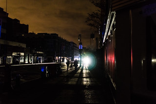 Hurricane Sandy's blackout and the streets of lower Manhattan | by Dan Nguyen @ New York City