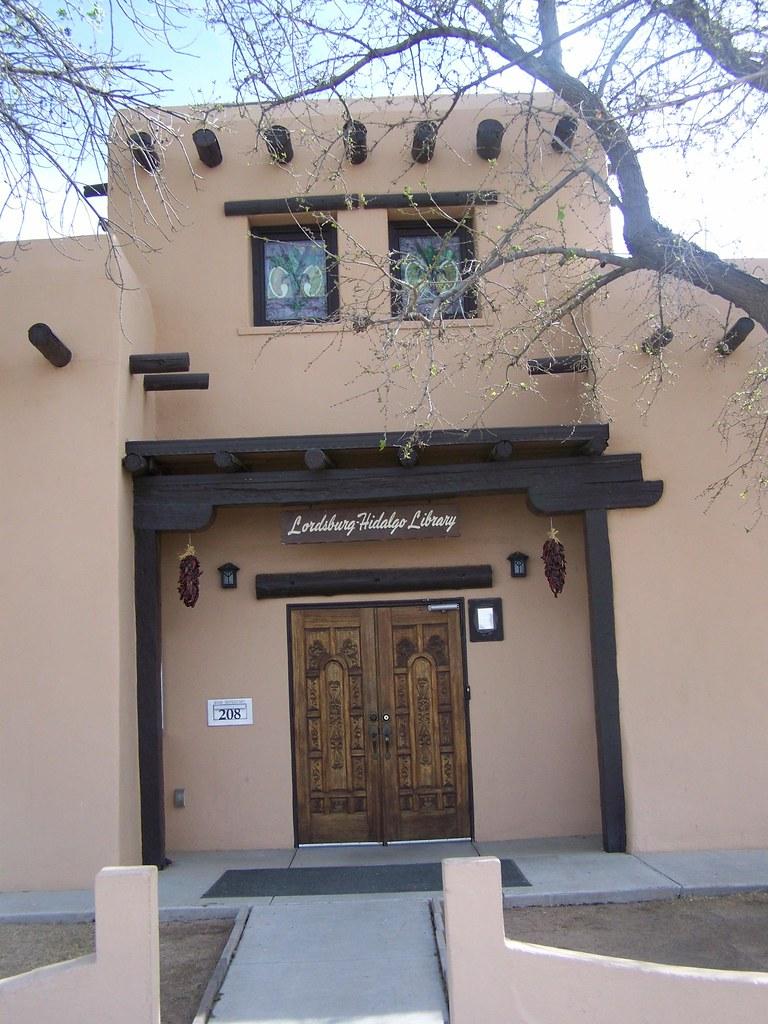 ... Lordsburg--Hidalgo County Library- Lordsburg NM (1) | by kevystew & Lordsburg--Hidalgo County Library- Lordsburg NM (1) | Flickr