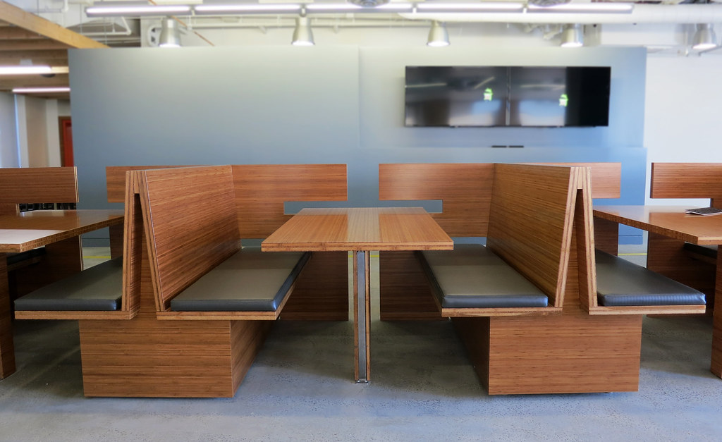 Banquette Seating In Living Room