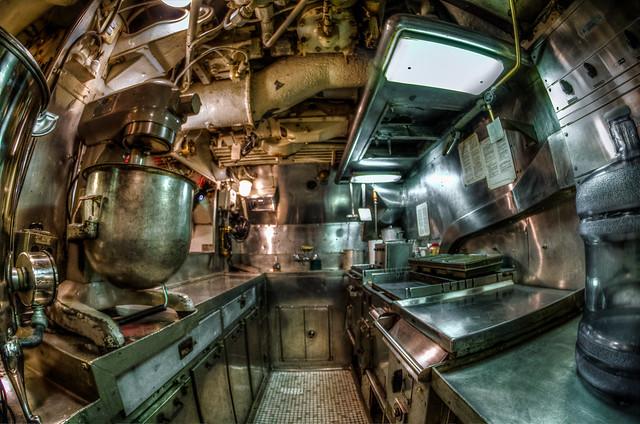 submarine interior hdr flickr photo sharing