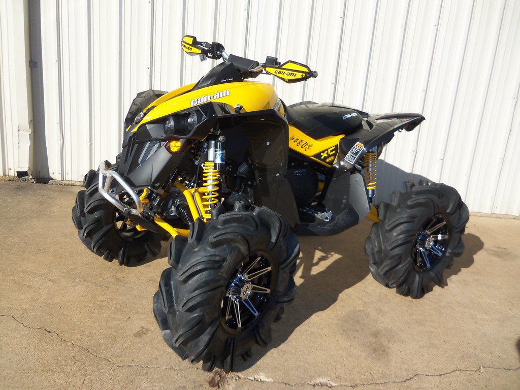 Can am atv 10