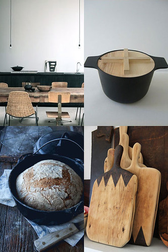 rustic kitchenware | by the style files