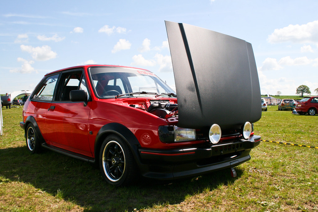 mk2 fiesta xr2i ford fiesta mk2 possibly an xr2i. Black Bedroom Furniture Sets. Home Design Ideas