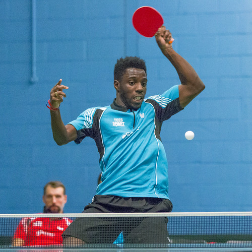 Ormesby vs Fusion British league Match | by Chris Rayner Table Tennis Photography