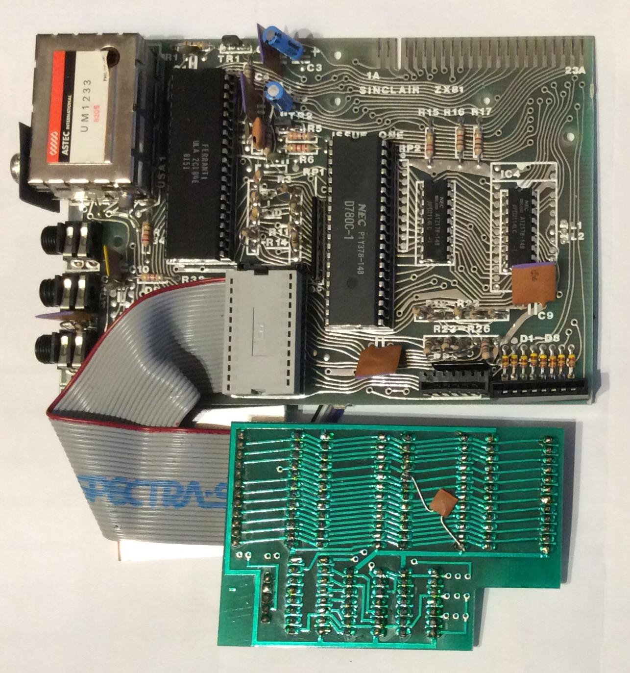 Dktronics 4k Graphics Rom Page 2 Sinclair Zx80 Zx81 Forums Circuit Diagram Image