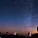 """Milky Way Sunrise"""