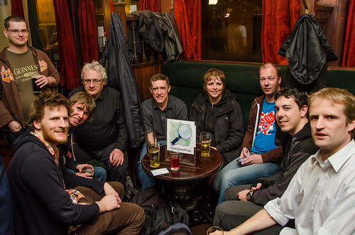 OpenStreetMap pub meet-up at Wenlock Arms | by Alexander Kachkaev