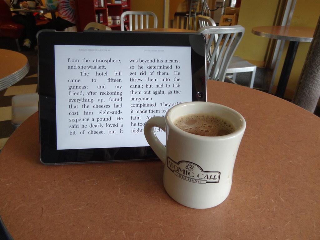 Atomic Cafe Coffee Roasters Mason Street Salem Ma