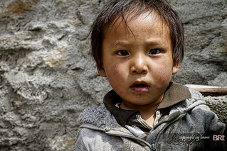 Tibetan_boy | by alamond