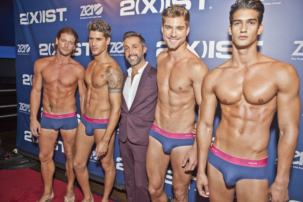 2xist underwear fashion show 75