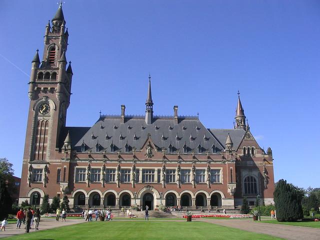 Peace Palace - The Hague (Zuid Holland)