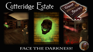PlayStation Home: Cutteridge Ghost Stories | by PlayStation.Blog