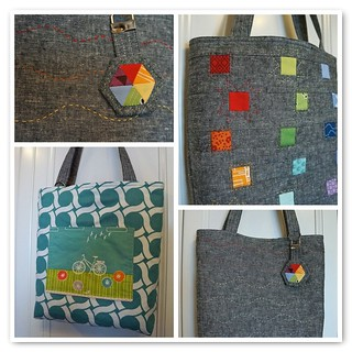 Mouthy Stitches 2 Completed Tote | by Sy-elsk-lev
