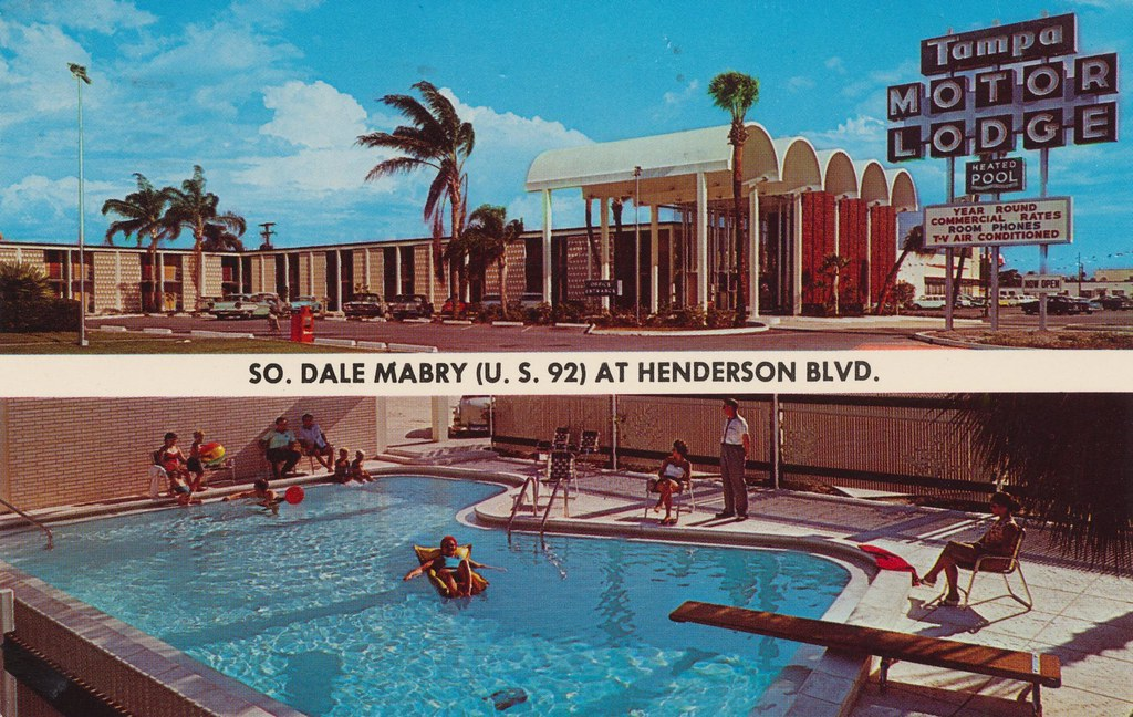 Tampa Motor Lodge - Tampa, Florida
