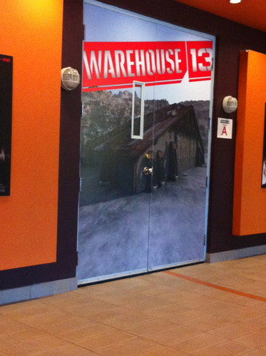 Warehouse13 Set Tour | by SciFiChick