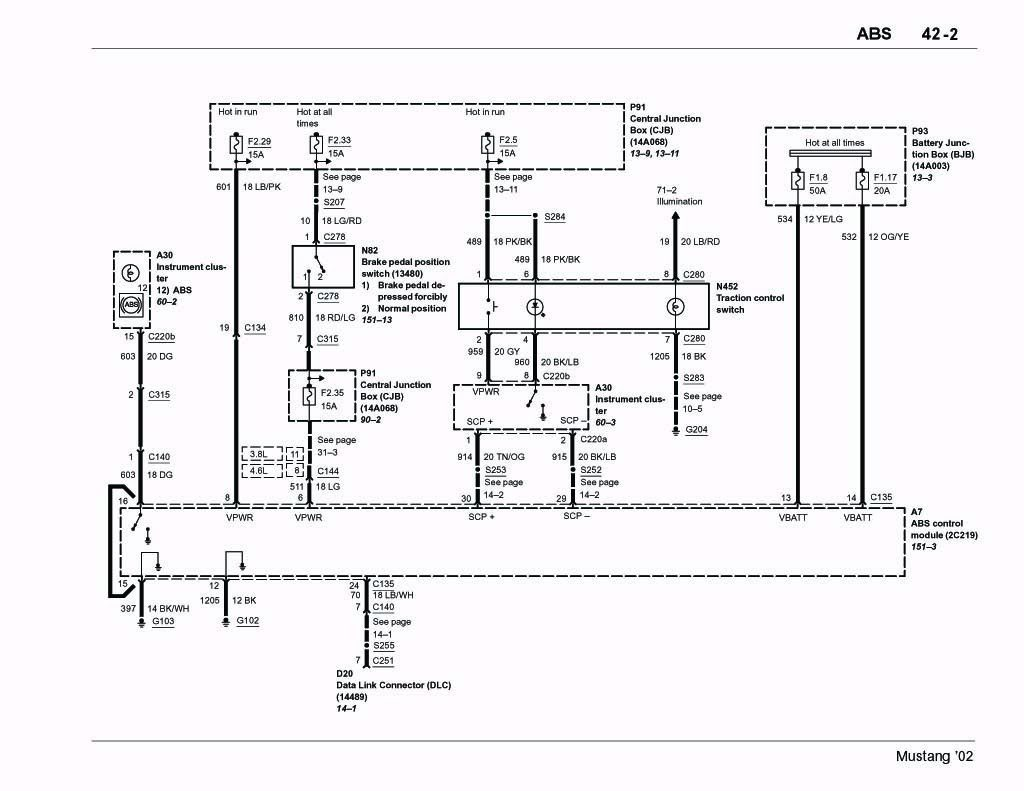 Mustang Abs Wiring Diagram Stuff For Easy Reference Flickr Diagrams By Scifi Geek