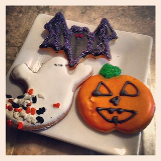 I love me some Halloween cookies. | by AlanNYC