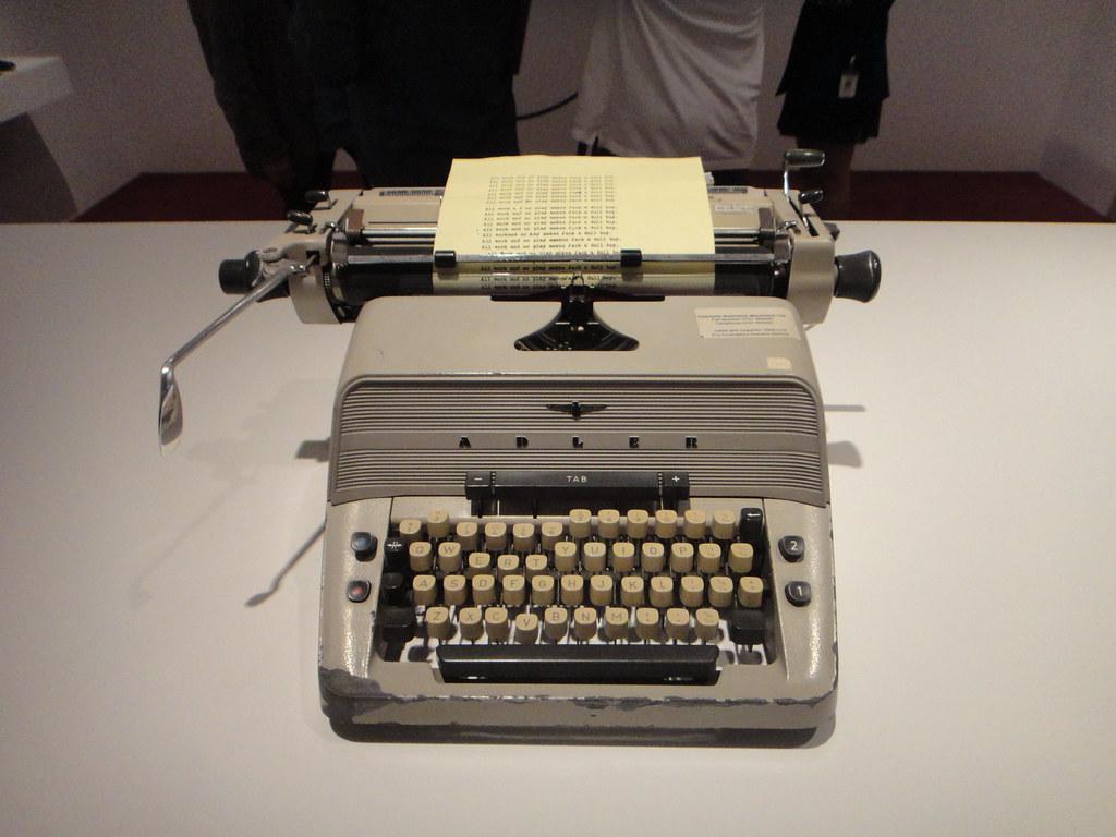 Electric Typewriter Smith Corona Ribbons