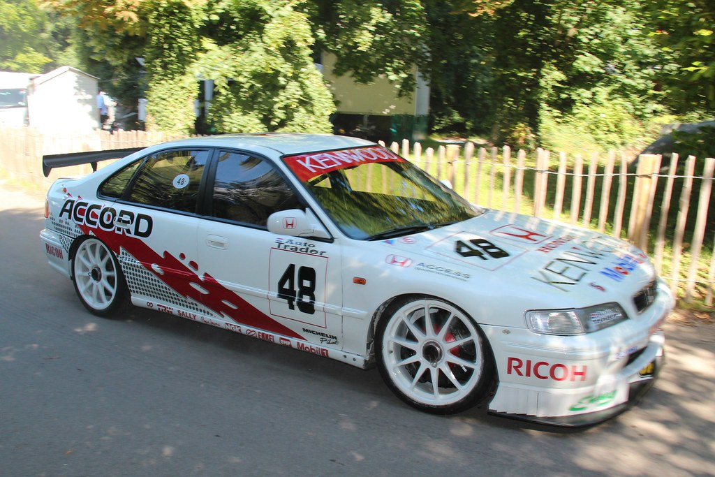266 Honda Accord 1996 Honda Accord Btcc Fifth