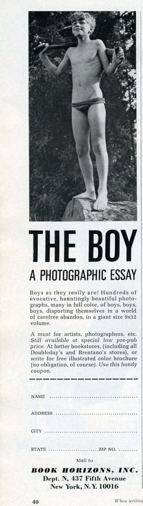 boy essay photographic