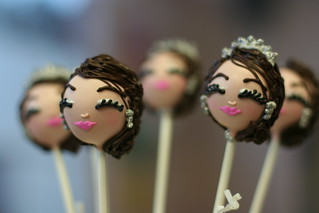 Bachelorette Cake Pops | by Sweet Lauren Cakes