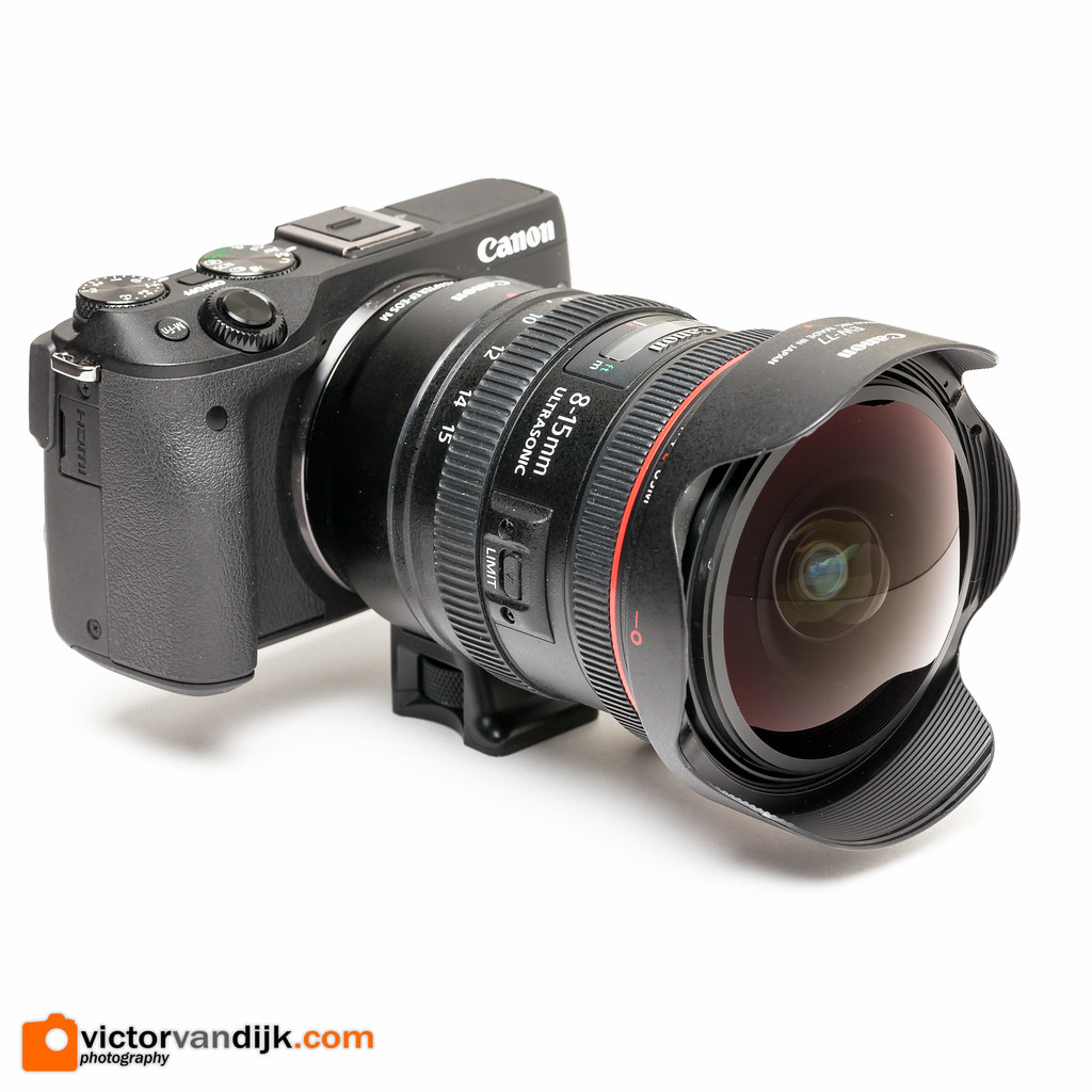 Canon Eos M3 With Ef 8 15mm F 4 L Fisheye Zoom M Flickr Auto Wiring Diagrams By