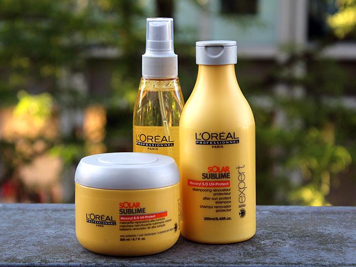 Perfect Indian summer hair + winactie Solar Sublime pakket