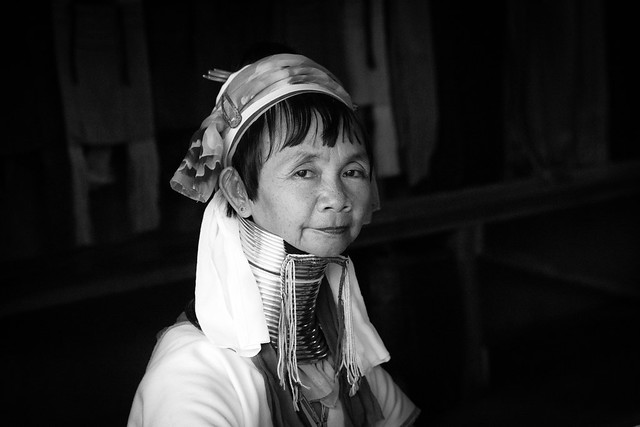 The Kayan Women of Myanmar
