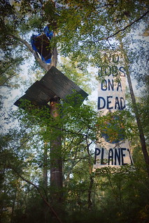 No Jobs On a Dead Planet | by Tar Sands Blockade