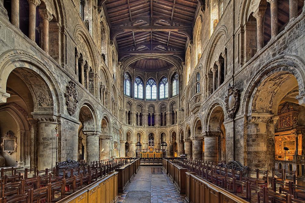 St Bartholomew The Great An Impressive Church In London
