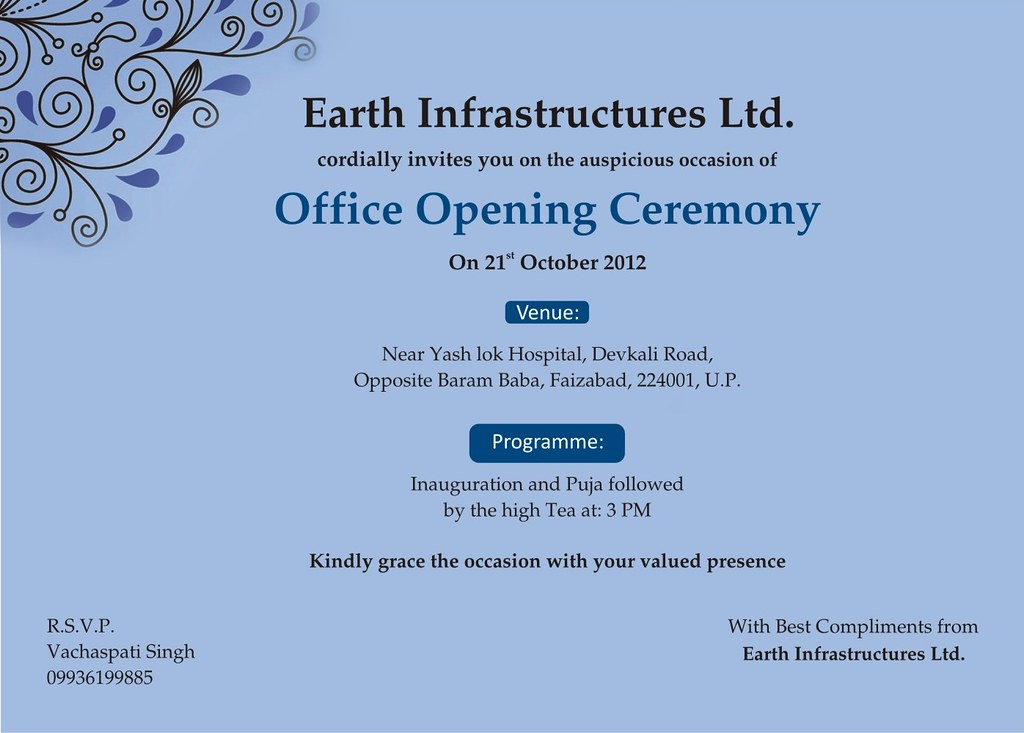 Congratulations To The Earth Infrastructures Ltd Family O Flickr