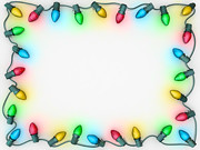 Christmas Lights Border | www.onewaystock.com Feel free to… | Flickr ...