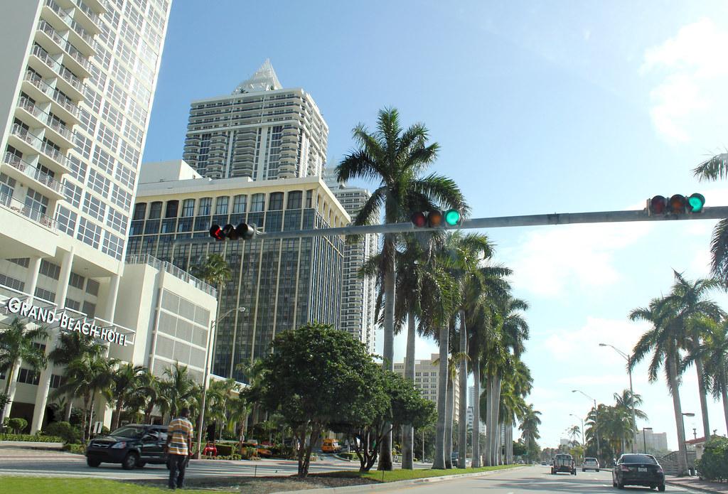 Collins Avenue Miami Beach