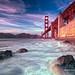 Marshall's Beach -- Golden Gate Bridge
