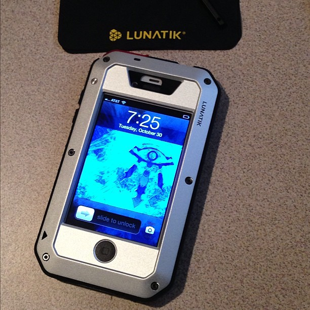 Lunatik Case Iphone  Plus
