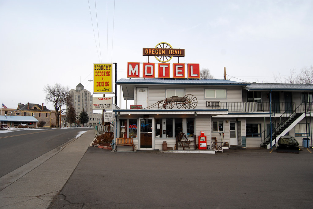 Motel  On South Tryon