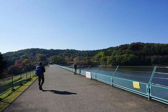 古賀志山・赤川ダム