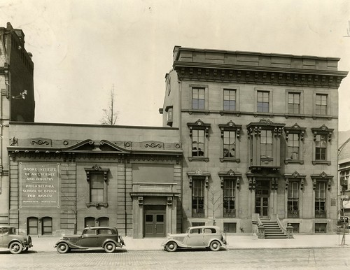 Exterior of School, ca. 1937 | by Connelly Library