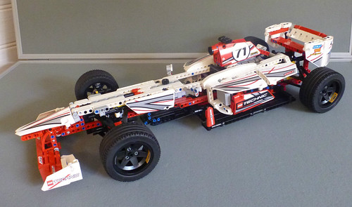 lego technic 42000 grand prix racer someone got his hands flickr. Black Bedroom Furniture Sets. Home Design Ideas